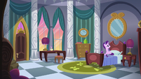 Starlight Glimmer hears Twilight Sparkle's voice S7E10