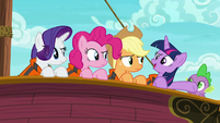 Twilight --you also mentioned the bubbling water-- S6E22