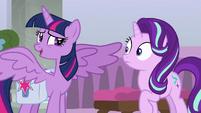 Twilight -I should just close the school- S8E25