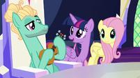 "Twilight Sparkle ""this looks amazing!"" S6E11"