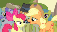 Applejack -forget what you're capable of- S4E20