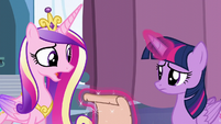 """Cadance """"there's only one way to find out!"""" S6E2"""