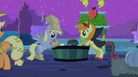 Derpy hooves apples S2E4