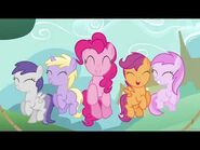 My Little Pony- Friendship is Magic - Smile Song -Ukrainian- (Friendship is Forever version)