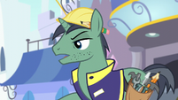 """Public Works Pony """"I'm just tryin' to make sure"""" S5E10"""
