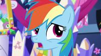 """Rainbow """"it's pretty bad, right?"""" S5E3"""