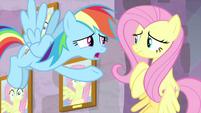 "Rainbow Dash ""what's your secret?"" MLPS3"