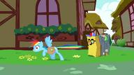 S01E25 Rainbow Dash zauważona