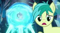 "Sandbar ""if all of Equestria's magic"" S8E26"