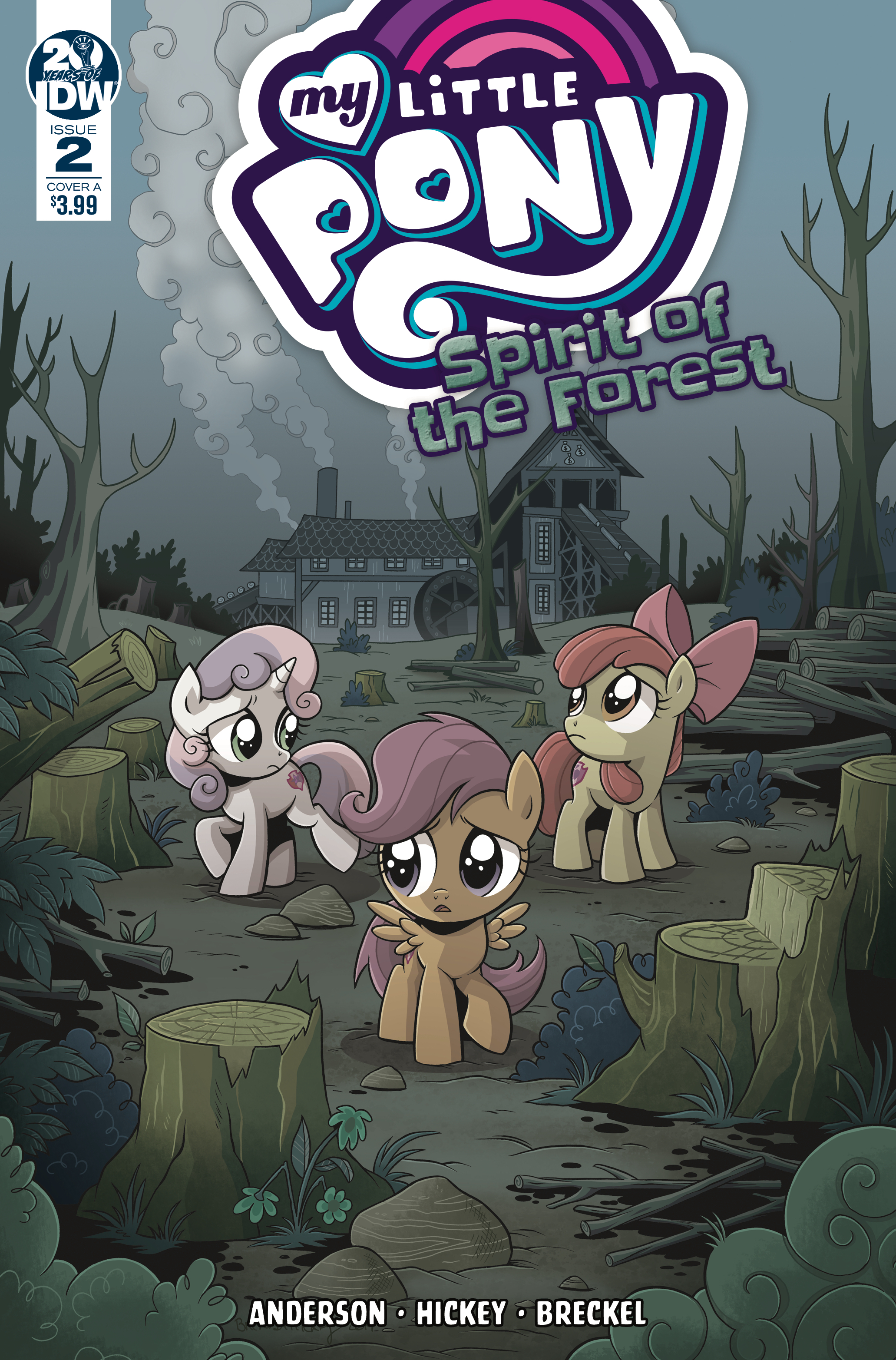 Spirit of the Forest Issue 2