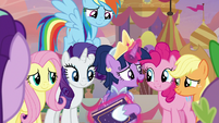 """Twilight """"I don't want to only look back"""" S9E26"""