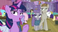 Twilight Sparkle explaining rule 37.2C S9E16