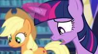 """Twilight worried """"if my hunch is right"""" EG2"""