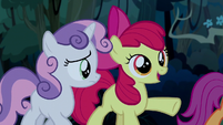 Apple Bloom -they were just enjoyin' the show- S5E6