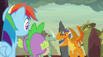 """Billy """"Ember commanded us to make peace"""" S7E25"""