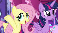"""Fluttershy """"made us all feel beautiful"""" S7E19"""