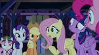 Fluttershy --I hope you learned your lesson-- S6E15