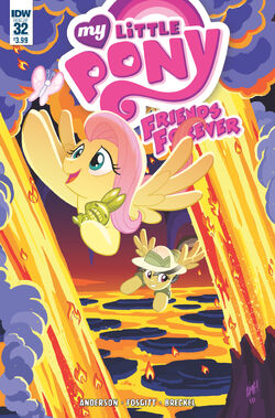 Friends Forever issue 32 cover A.jpg