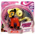 Power Ponies Applejack doll packaging