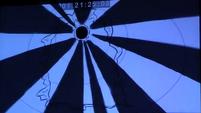 Princess Luna creates an eclipse S4E1