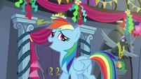 "Rainbow Dash ""it was somethin', all right"" S6E7"