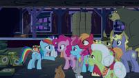 Rainbow Dash --none of you are--- S6E15