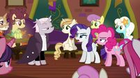 Rarity --very strange opinions about food-- S6E12