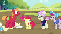 "Registration pony ""we've known all along"" S5E17"