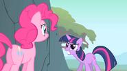 S01E15 Twilight krzyczy na Pinkie