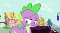 """Spike """"I can't do it"""" S4E23"""