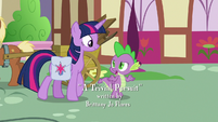 """Spike """"asking questions and answering them"""" S9E16"""