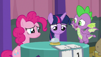 "Spike ""just doing my job, Twilight"" S9E16"