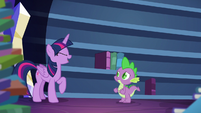 """Twilight """"Can you think of anything more relaxing?"""" S5E22"""