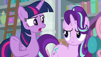 """Twilight """"magic can't just disappear"""" S8E25"""