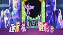 """Twilight """"with the Elements of Harmony!"""" S9E1"""