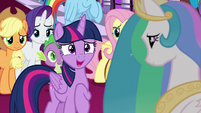 "Twilight Sparkle ""that's a good idea"" S9E17"