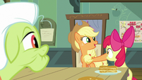 """Applejack """"too busy at the school"""" S9E10"""