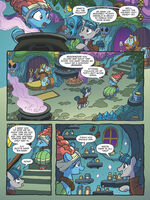Legends of Magic issue 9 page 3