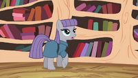 "Maud ""I prefer to read my own poetry"" S4E18"