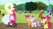 Orchard Blossom -Would these be your dear and beloved- S5E17