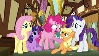 Pinkie Pie 'By now, she probably doesn't even know our names anymore!' S3E07