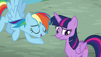 """Rainbow """"You wouldn't really get it unless you were there"""" S5E22"""