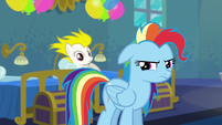 Rainbow fails at standing out S6E7