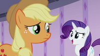 Rarity --how could it not--- S6E10