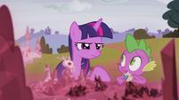 Spike --you think--- S5E25