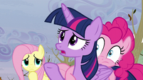 """Twilight """"But you shouldn't take your anger out on your friends"""" S5E5"""