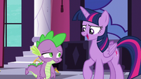 Twilight -one of the most important things- S5E10