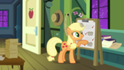 180px-Applejack 'you won't even have a minute's rest!' S3E08.png