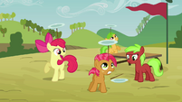 Apple Bloom 'Do they wanna be Crusaders' S3E08