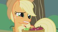 """Applejack """"twenty stalks?"""" S1E04"""